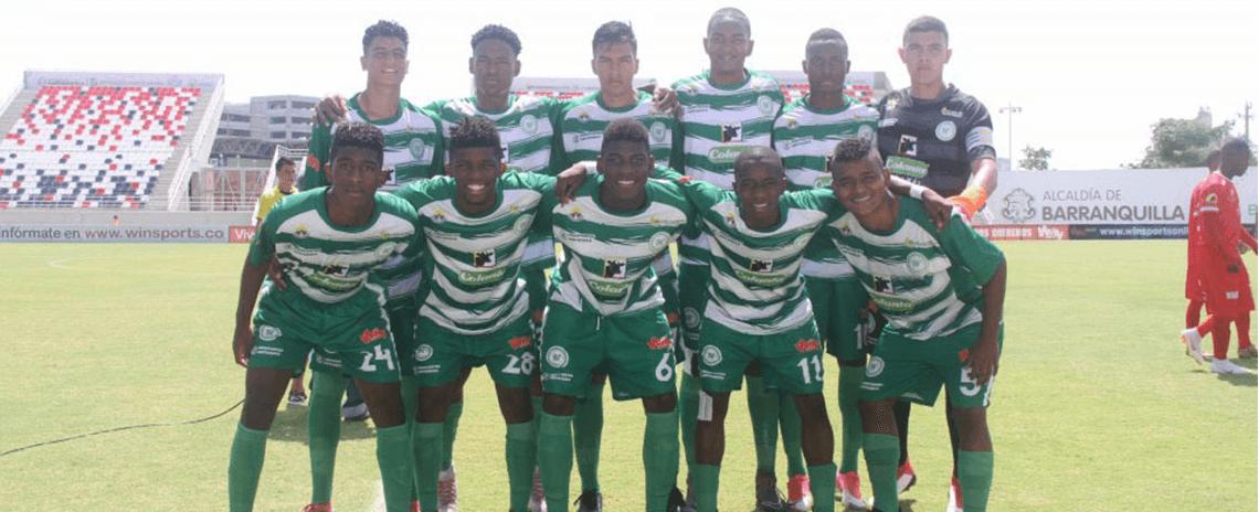 La Selección Antioquia alcanzó su estrella # 100