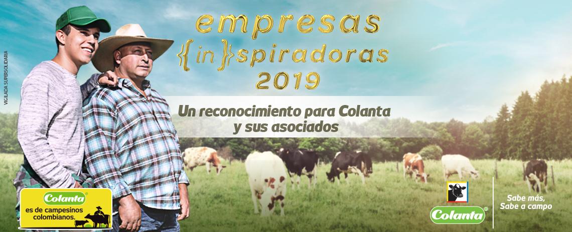 Reconocimiento 'Empresas INspiradoras 2019'