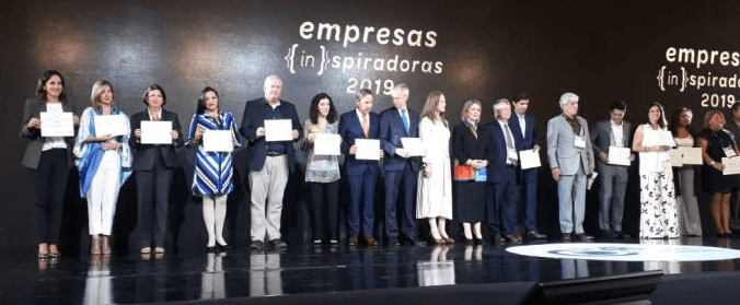 Premio ANDI –  Colanta entre las 25 Empresas INspiradoras 2019