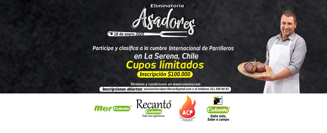 Torneo Ancestral de Asadores Antioquia