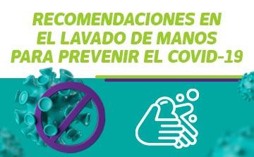 lavado de manos para prevenir el coronavirus covid-19 aprende con colanta