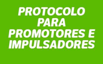 PROTOCOLO PARA PROMOTORES E IMPULSADORES COLANTA