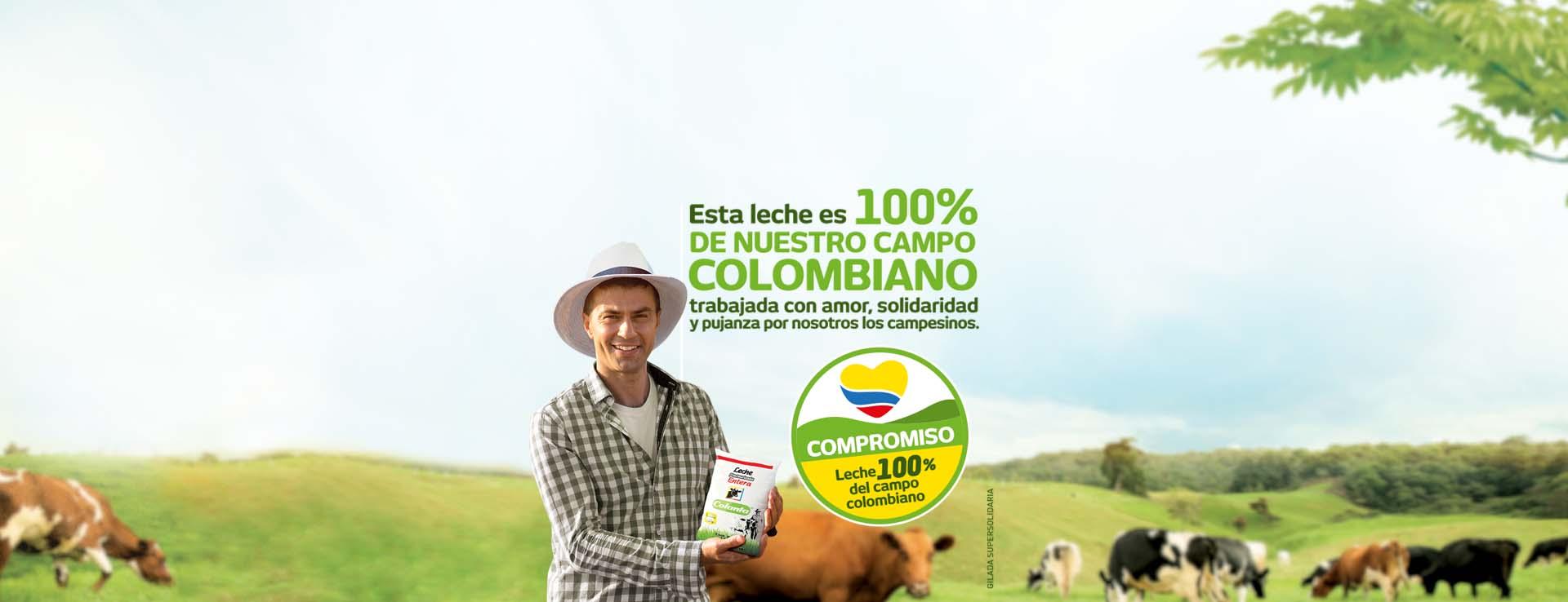 colanta compromiso leche campo colombiano