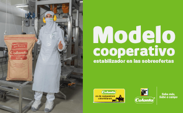Modelo cooperativo estabilizador en las sobreofertas Colanta compra de leche