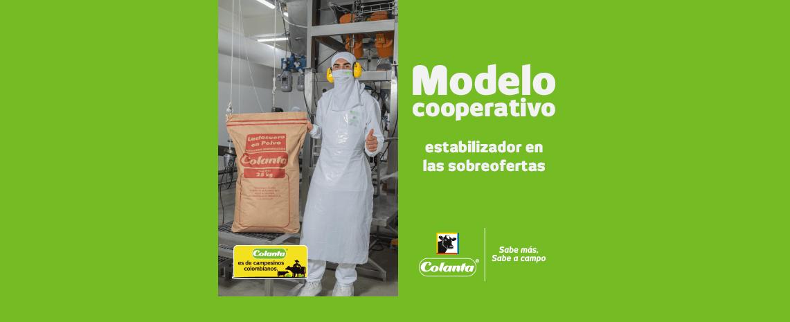 Modelo cooperativo, estabilizador en las sobreofertas