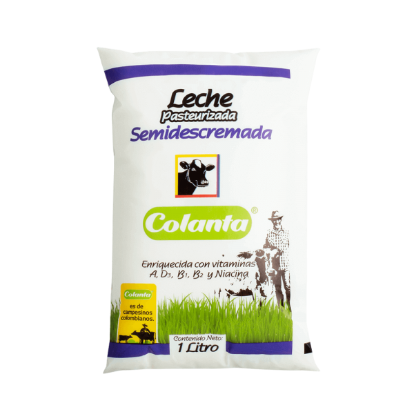 Leche-pasteurizada-semidescremada-productos-COLANTA