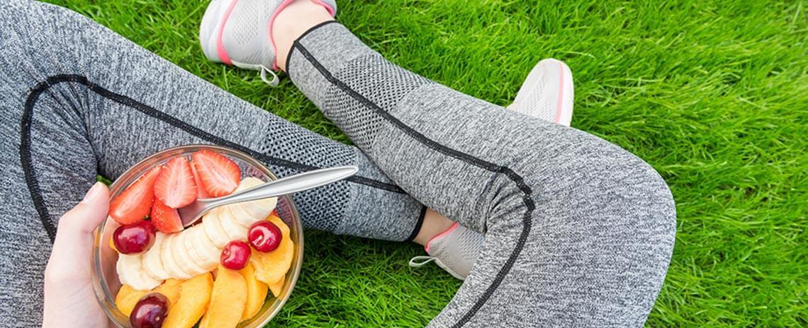 5 consejos para lograr una alimentación saludable