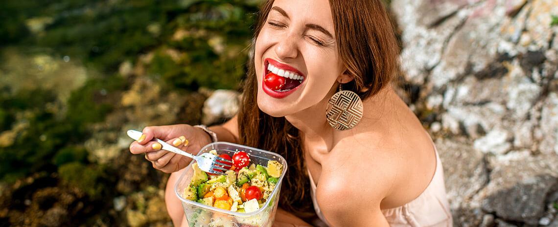 5 tips para evitar comer de más