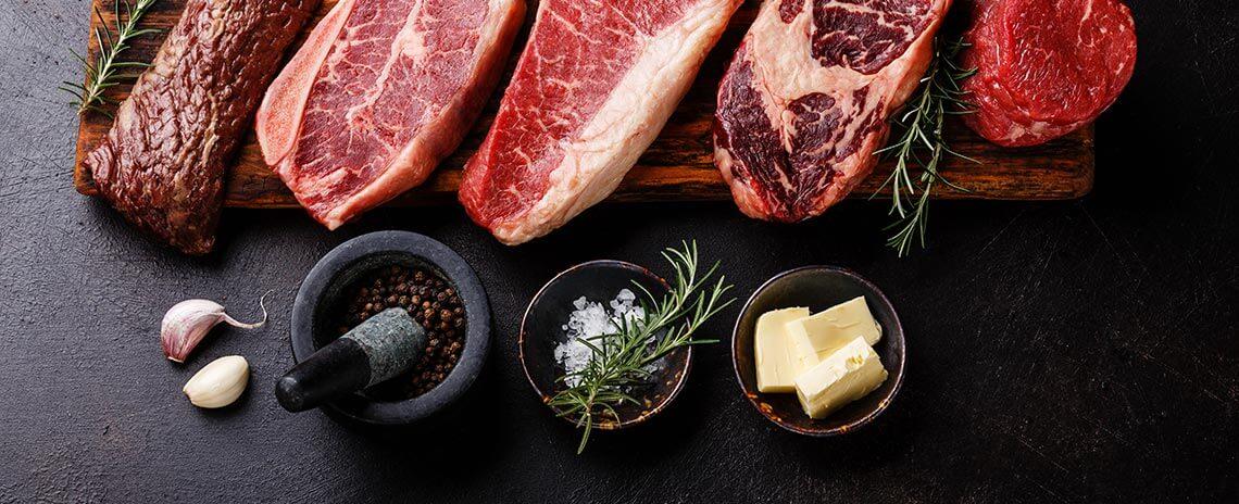 Carnes rojas, ¿por qué incluirlas en la dieta