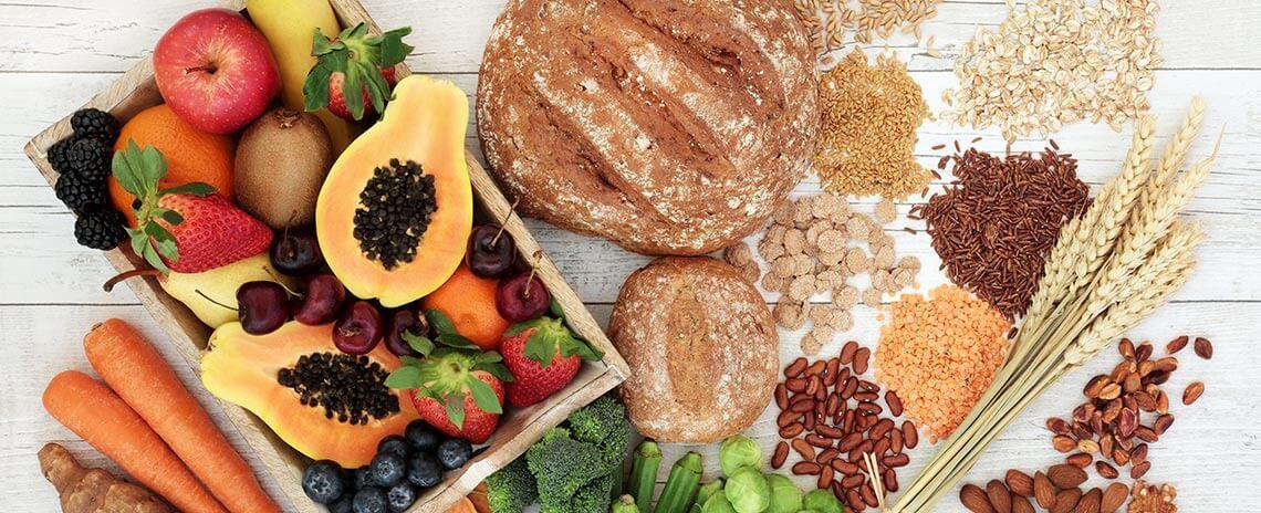 La fibra, infaltable en tu alimentación