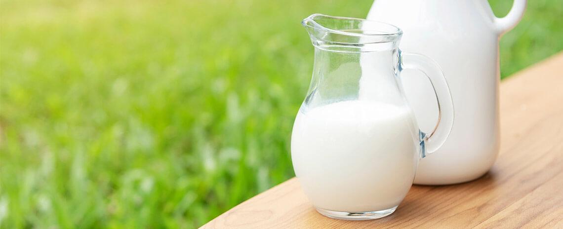 La leche entera y el corazón son buenos amigos