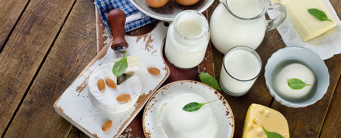 Dile no a las dietas sin lácteos