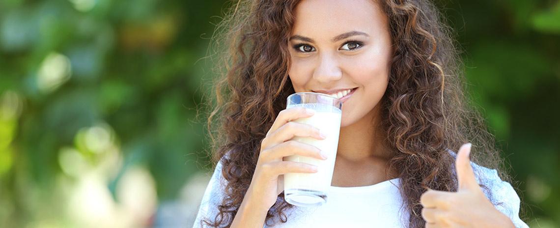 ¡Toma leche sin miedo!