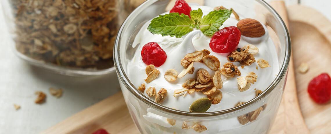 El yogur, nuevo rey de los lácteos