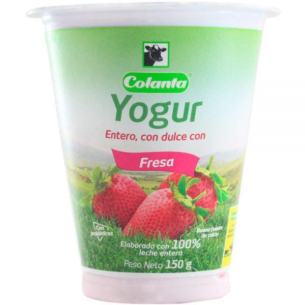 Yogur-Fresa-150g