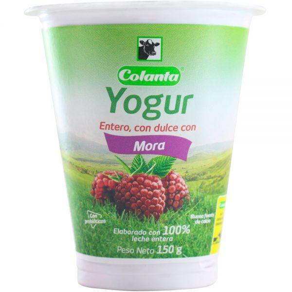 Yogur-Mora-150g