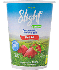 Yogur-Fresa-Slight-200g