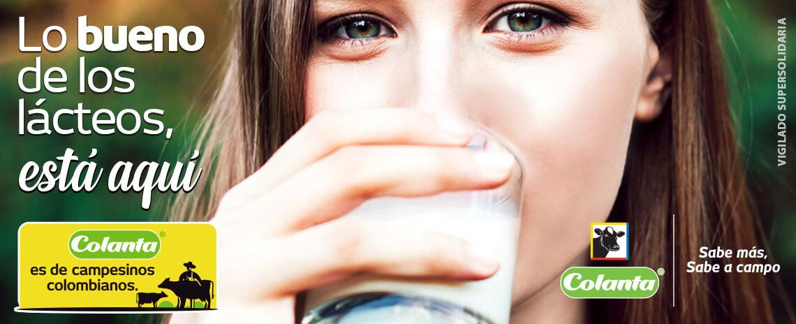 ¿Por qué es beneficioso tomar leche?