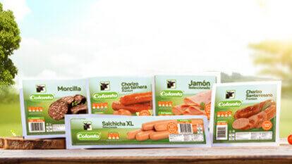 carnes frias carnicos chorizos jamon butifarra mortadela salchichon