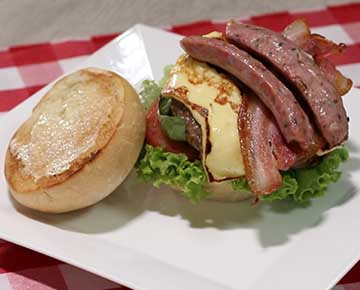 hamburguesa preferencial