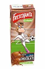 Frescolanta chocolate caja
