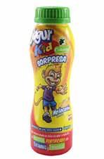 Yogur kid sorpresa colanta melocoton