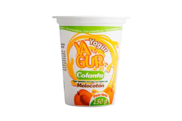yogur semidescremado colanta