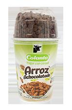 yogur cereales chocolate