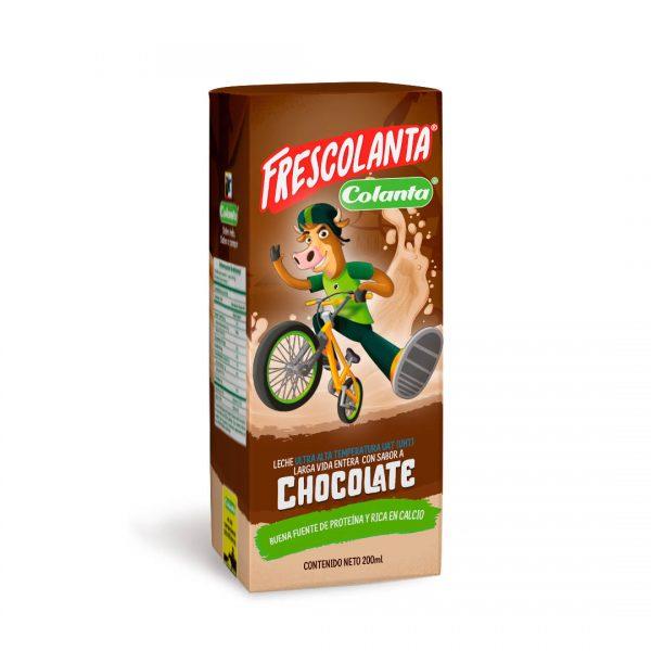 frescolanta chocolate ml leche uht saborizada caja colanta 2021